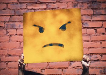 Der Zorn im Auge. Ein Leitfaden für alle, die einen guten Grund sehen, sich zu empören.